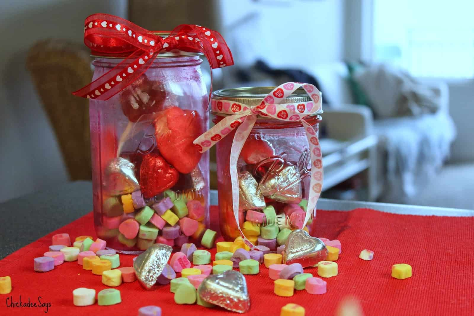 Do it yourself valentine s day mason jar treats habits for Things to do on valentine s day near me